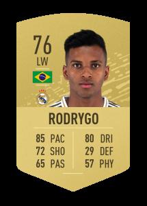 FIFA 20 Rodrygo