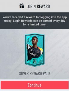 login-reward
