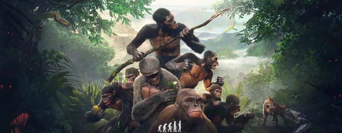 Seht hier über 20 Minuten Gameplay des neuen Survival-Games Ancestors [Anzeige]