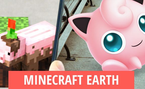 Minecraft Earth vs Pokemon GO