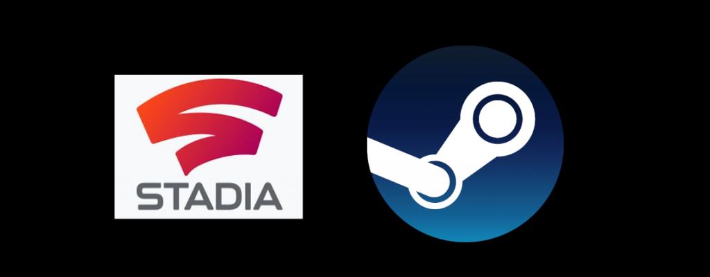 Stadia und Steam