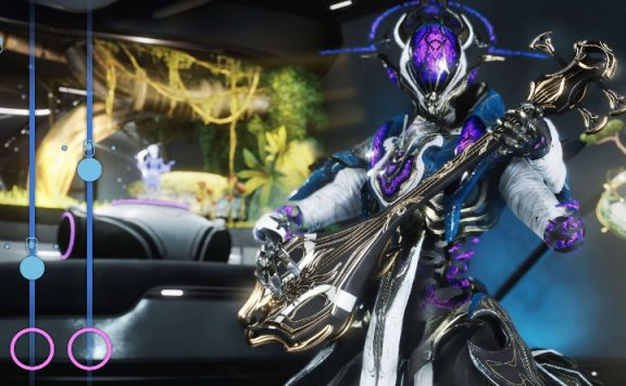 Warframe Shawzin Guitar Hero