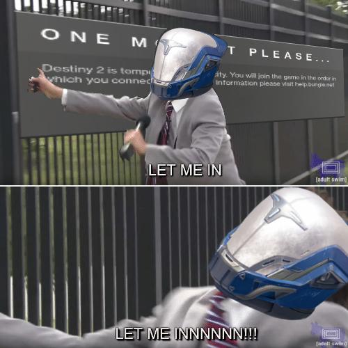 destiny 2 server down meme 2