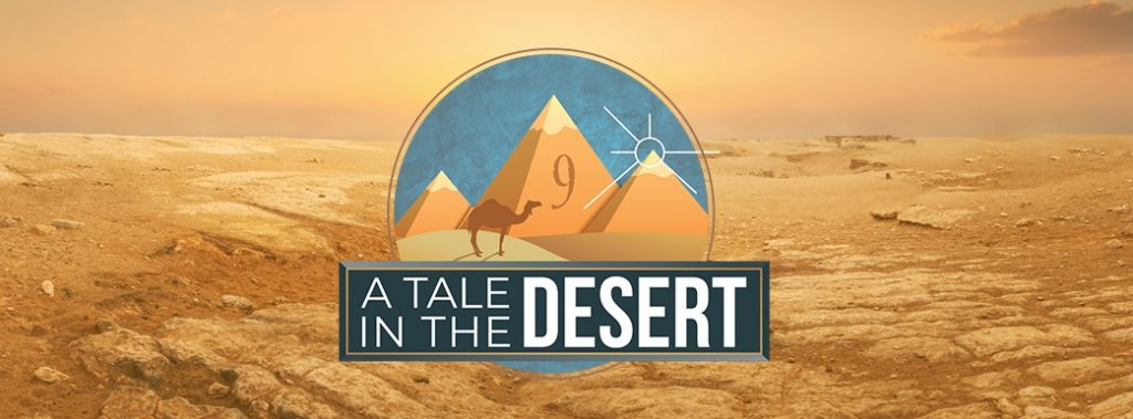 MMO A Tale in the Desert