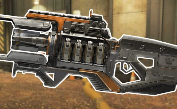 Apex Legends Charge Rifle Nerf Titel