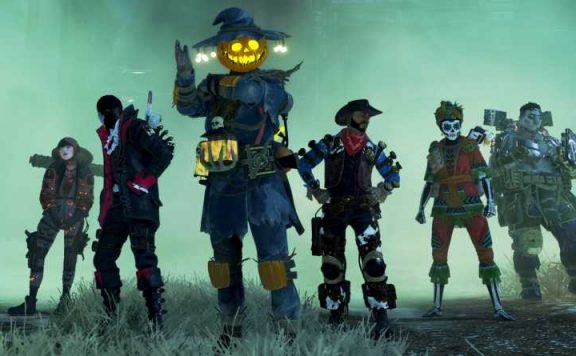 Apex Legends Halloween Skins titel 2
