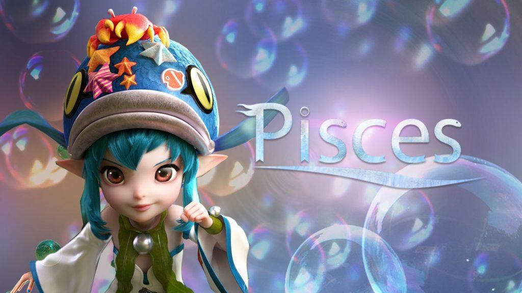 Der Astel Pisces - Ein Magier