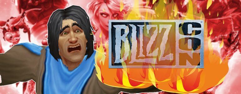 BlizzCon Burning title 1140×445