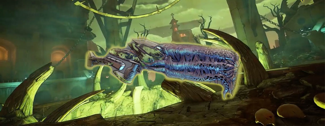 Borderlands 3: So holst du dir die 4 legendären Items in Bloody Harvest
