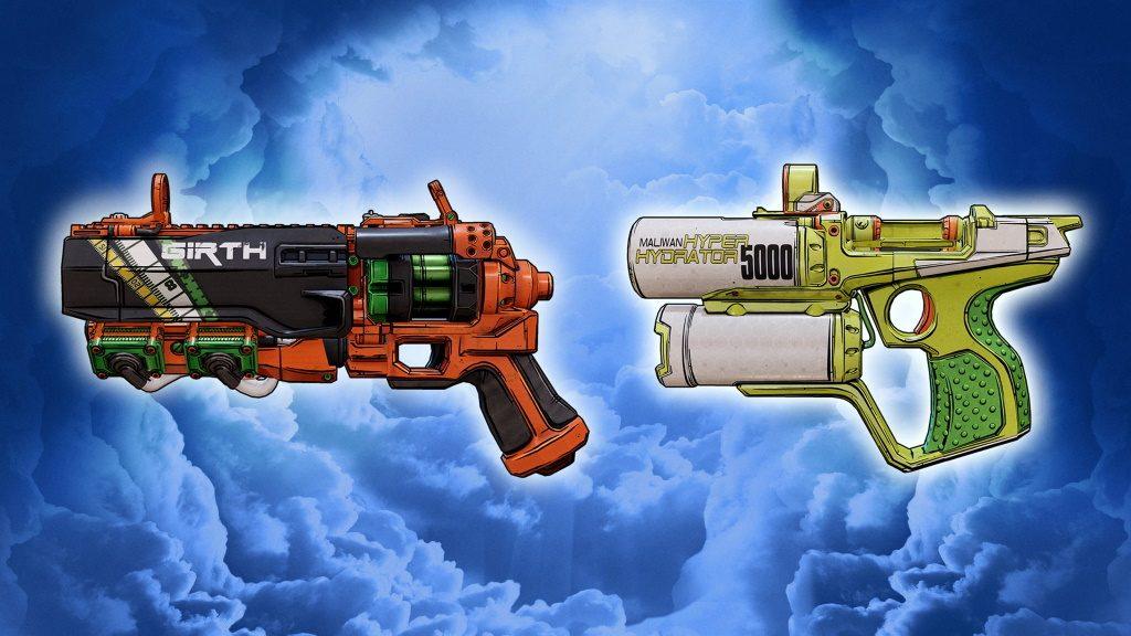 Borderlands 3 Spielzeugwaffen Pack