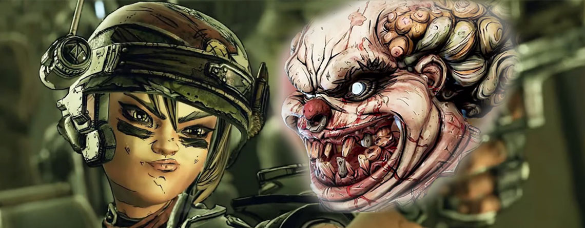 Borderlands 3: Spooky Surprise bringt 4 neue Köpfe – hier ist der Shift-Code