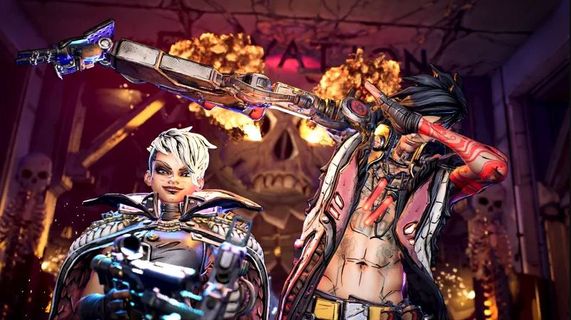 Borderlands 3 Tyreen