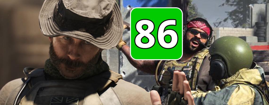 CoD Modern Warfare im Test – Das sagen erste Bewertungen auf Metacritic
