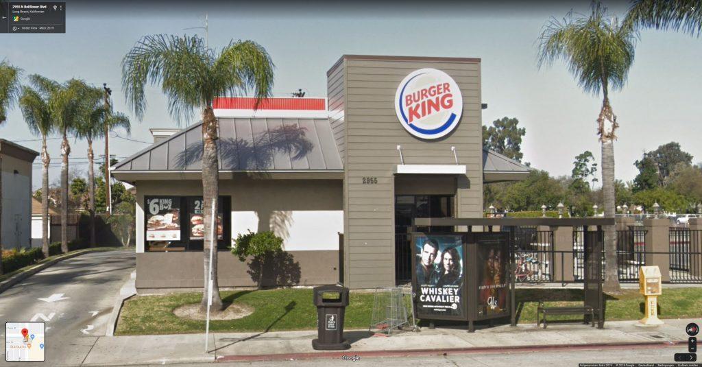 Call of Duty Modern Warfare burger king filiale maps