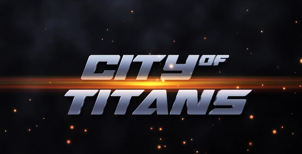 City of Titans Titelbild