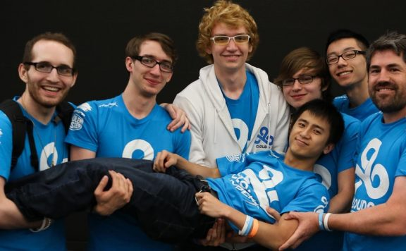 Cloud9 Lol LC Winner