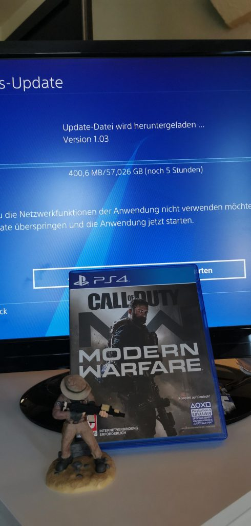 CoD Modern Warfare Patch Download