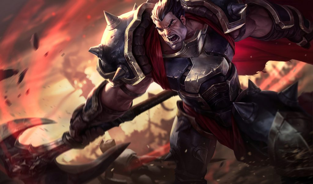 Darius, Champion in lol und tft