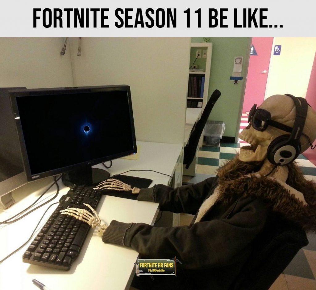 fortnite blackout meme
