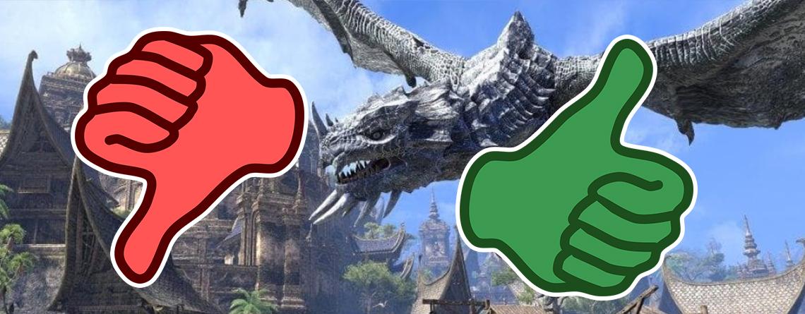 MMORPG ESO: Das sind die ersten Reaktionen auf den neuen DLC Dragonhold