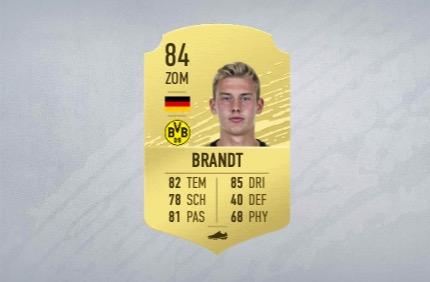 FIFA 20 Brandt
