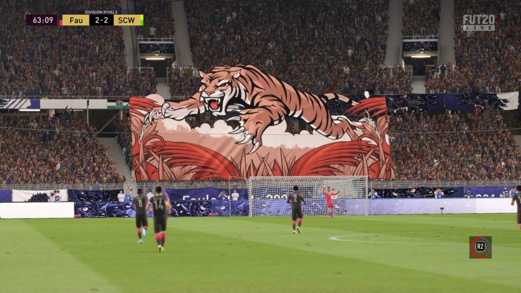 FIFA 20 Choreo