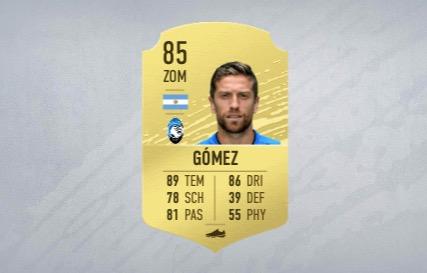 FIFA 20 Gomez