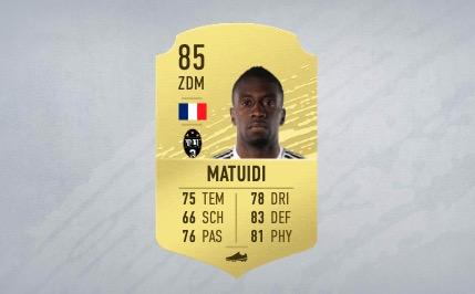 FIFA 20 Matuidi