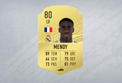 FIFA 20 Mendy