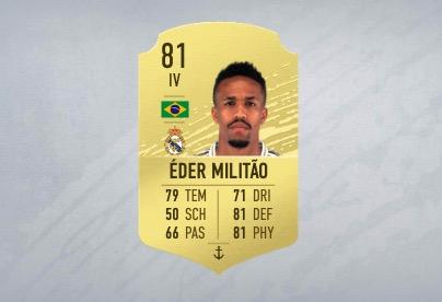 FIFA 20 Militao