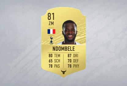 FIFA 20 Ndombele