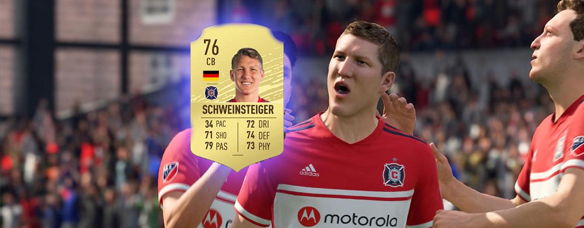 FIFA 20: Bekommt Schweinsteiger nochmal eine starke Spezialkarte zum Karriereende?