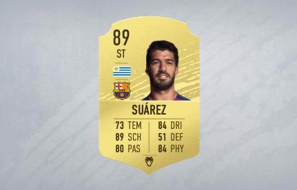 FIFA 20 Suarez