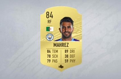 FIFA 20 Mahrez