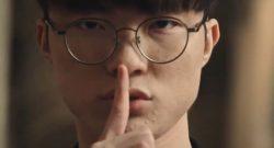 SKT1 bricht nach LoL Worlds auseinander – Faker verliert seine 2 besten Mitspieler