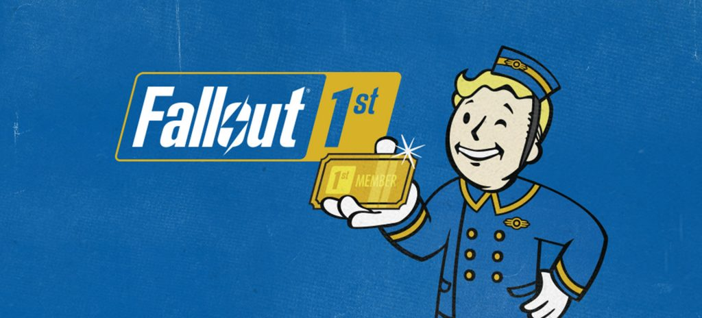 Fallout 1st Hintergrund