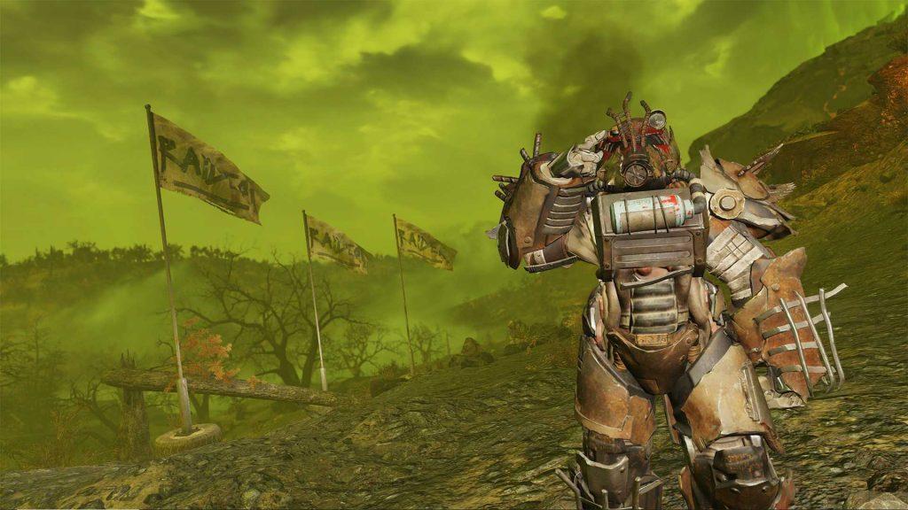 Fallout 76 Raider Powerrüstung