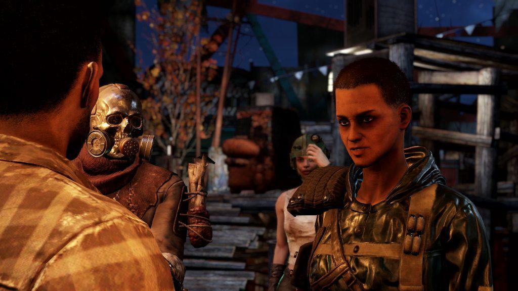 Fallout 76 NPCs Wastelanders