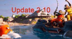 Fortnite: Update 2.10 bringt Fortnite Kapitel 2 – Deutsche Patch Notes