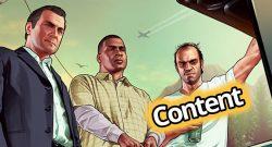 GTA 5 Content Titel