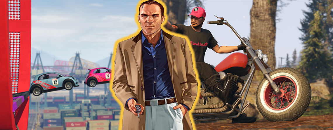 Die 5 wichtigsten DLCs für GTA Online und wie sie das Spiel verbesserten