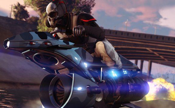 GTA Online Oppressor MK 2 Titel