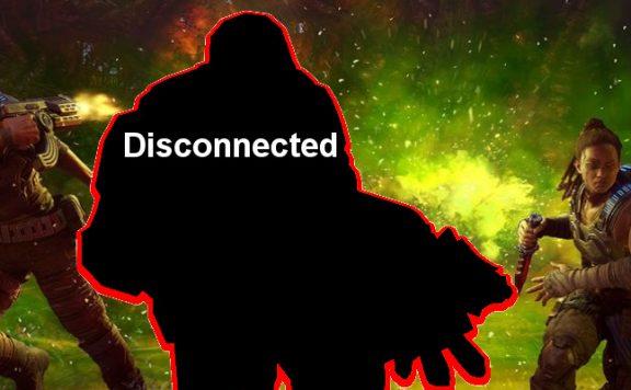Gears 5 koop Spieler verlässt Team Titel