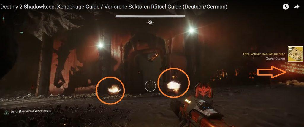 Geheime Tür Xenophage Quest Quelle Nexxos Gaming Destiny