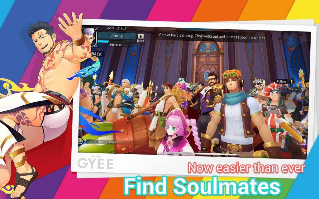 Gyee FInd Soulmates
