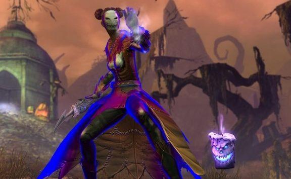 Halloween GW2 Header
