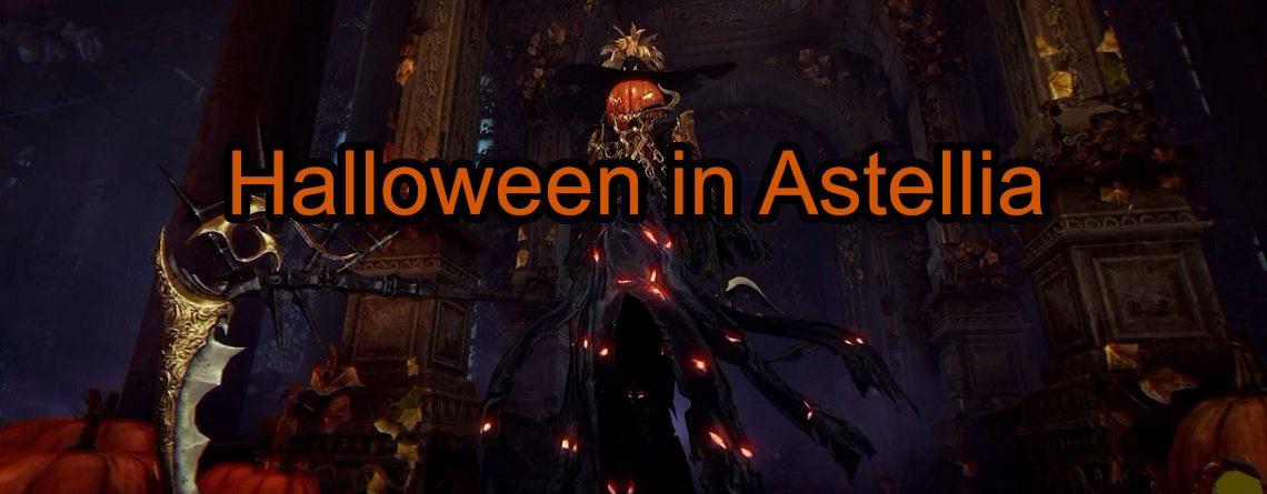 Astellia: So meistert ihr den Event-Dungeon zu Halloween im neuen MMORPG