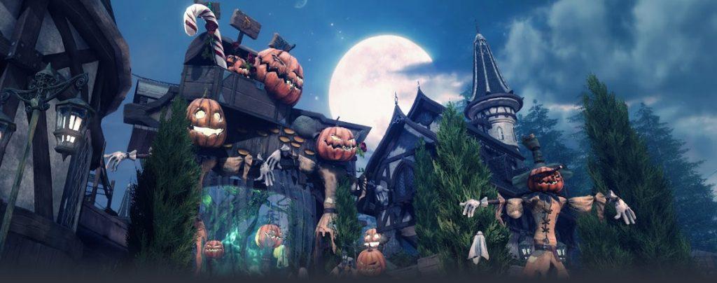 Halloween Teaser Astellia