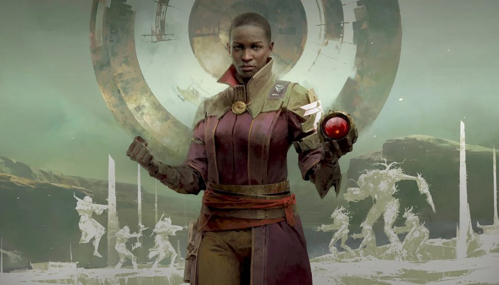 Ikora Rey Vex Portal Destiny Shadowkeep