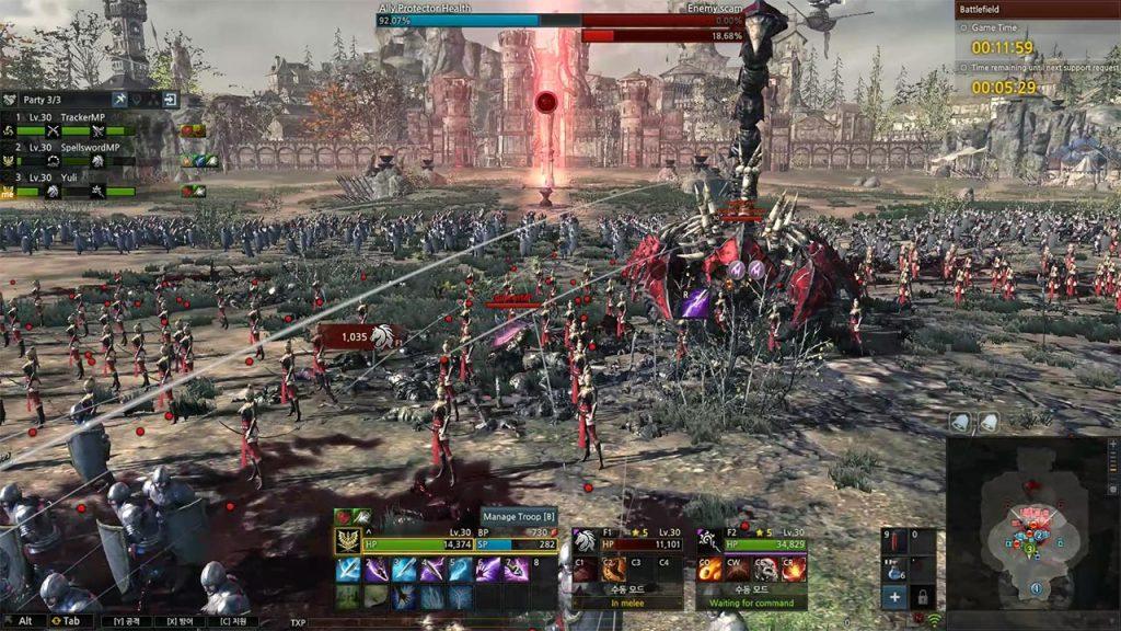 Kingdom Under Fire 2 Schlacht Multiplayer